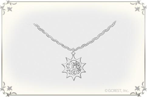 ネックレス【太陽】